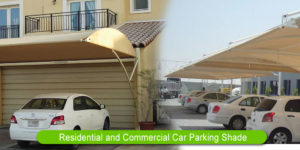 Residential and Commercial Car Parking Shade