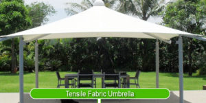 Tensile Fabric Umbrella
